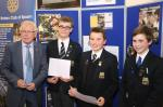 Youth Speaks Round 1 Story & Results - Joe Brown, Marcus Murphy and Zac Cordiner
