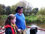 2nd Newbury Cubs - 2014 Barge Trip - cub scouts can do it with their eyes shut.