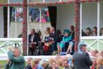 Royal Braemar Highland Gathering 1st September 2018  - The Royal pavillion
