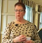 "Speaker meeting Mrs Pat Gilbey Subject: My ""TITANIC 12-Apr-2018 - IMG 4779(1)"