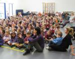 Purple Clothes Day WINCHCOMBE Primary School -