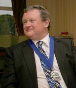 President's Changeover Night 4 July 2011 - Chairman of Rugeley Town Council