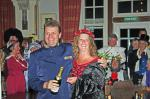 Away Weekend - John Mappin kindly donates 3 bottles of Champagne to help our cause