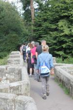 Sponsored Walk in aid of Midlands Air Ambulance -