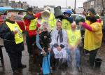Wensleydale Rotary does Ice Bucket challenge for MNDA - Ice bucket challenge 046 (Custom)