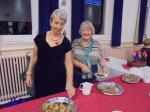 International Cuisine Evening at The Laverton in Westbury - Inner Wheel Table