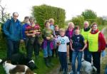 Sponsored walk 2014 - Raising funds for girls sports equipment. Thanks JOG_PSA for use of your photos