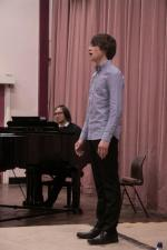 Young Musician Competition 2015 - Jamie Davis - Vocalist