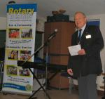Grand Tea Party - John Coles Welcomes Guests
