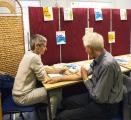 Know Your Blood Pressure - Sarah White, nurse (left)