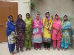 Education Outreach and Vocational Training Pakistan - Starting their training course.