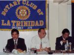 Millom Rotarians on their Travels - David visits the Rotary Club of La Trinidad in the Philippines (District 3790).