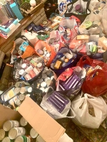 Christmas Hampers for Those in Need at Christmas - Ladies collections