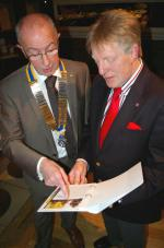 Who can be a member of Rotary? New members. - 29-01-2013