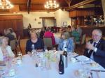 Vist by the Link Club, The Rotary Club of Landerneau, nr Brest -  Dinner at Cumberwell