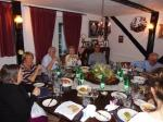 Vist by the Link Club, The Rotary Club of Landerneau, nr Brest - Friday Dinner Party