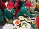 The Living Land - Learning about healthy foods