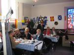 Trip to the Rotary Club of Dun Laoghaire  - Lunch in the Maritime Museum 2