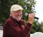 Kirkcudbright Rotary Duck Race - MC for the Duck Race 1