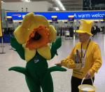 Marie Curie Collection at Heathrow T5 March 2017 - What did you say?