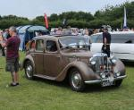 Doncaster Classic Car and Bike Show 2017 - MG Y Series