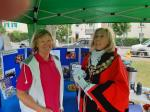 TuT at Hands Fair  - The Mayor seemed impressed by all the projects we undertake and the many charities we support