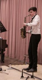 Young Musician Competition 2015 - Mathew Harrison - Alto Saxophone 1