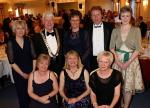 May Ball - Presidents John and Andrea with members of the Homestart Committee