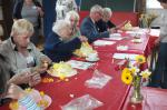 Memory Cafe at St Michaels Hall - Making Easter Hats