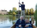 Sep 2016 Punting and Picnic Evening - .