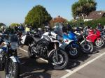 Motorcycle Rally 2018 - There were a lot of entries this year