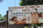 Wheelchairs in Mozambique - A previous Rotary Project