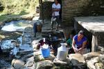 Visit to Water Projects in Nepal - We hope to improve this one