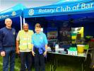 Club Activities - We have stalls at the Vale Show each year.......one for us.....