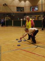 THE DISTRICT GAMES FOR THE DISABLED - Curling