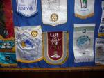 TRINITY GETS TO SILVER - The banner of Grenoble Sud - our Twin Club