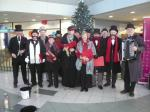 Club Photo Gallery pre July 2015 - Dickensian Carollers 2014