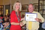 Club Handover at Hemswell Cliff - P1100678
