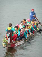 Dragon Boat Event - August 2014 - P1130583