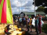 Bucks Young Carers Sailing Day 2014 -