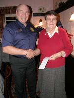 Cheque Presentations - November 2008 -