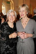 Cheltenham North Charter Anniversary Dinner 26th April 2012 - Pat Wilkinson and Josette Champness
