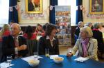 Jersey a Rotary Peace Community - Some of the 140 guests as they gather at the Assembly Room in the Town Hall St Helier