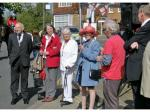 2017 St George's Day Photo Gallery - The Chairman of the Royal Society of St George thanks the organisers
