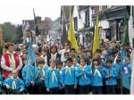 2017 St George's Day Photo Gallery - Scouts and Guides of all ages took part