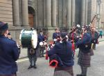 Rotary Fayre - Pipe Band