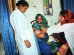 Dhaka Health Project - Polio Vaccination