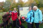 End Polio Now - Our Walkers at the Wendover Arm of Grand Union Canal