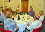 2012 05 27 President's 'Night' - Round the tables