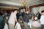 2014-07-23 Inter Club Quiz - Members stand for the Induction.
